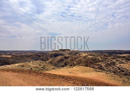 Lunar Landscape, Namibia