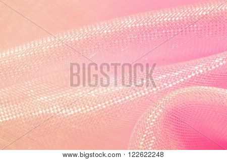 Blurred Abstract Pink Background