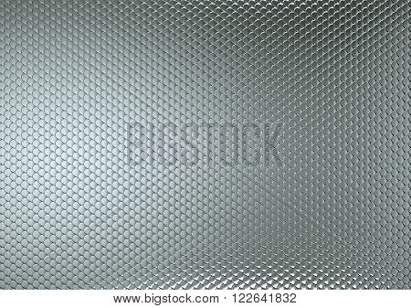 Scales Or Squama Grey Texture Or Metallic Background