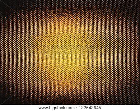 Scales Golden Texture Or Metallic Background