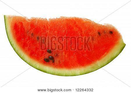 A Piece Of Watermelon.