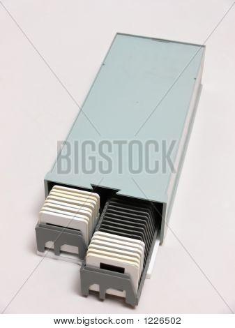 Caixa de Slides