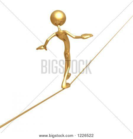 Tight Rope Walk