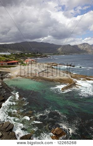 Old Fishing Harbour, Hermanus