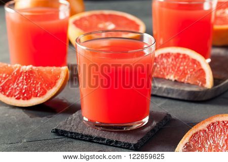 Fresh Squeezed Organic Grapefruit Juice