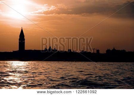 Chiesa di San Giorgio Maggiore - Venezia Italy