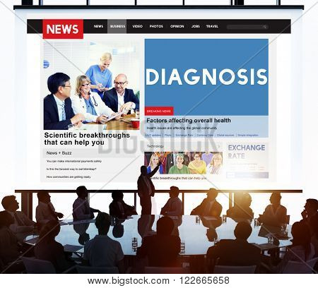 Diagnosis Diagnostic Evaluation Health Medical Concept