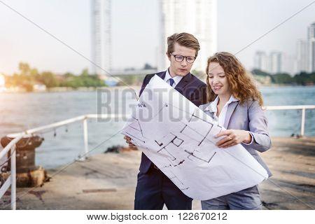 Developer Survey Planning Structure Construction Concept