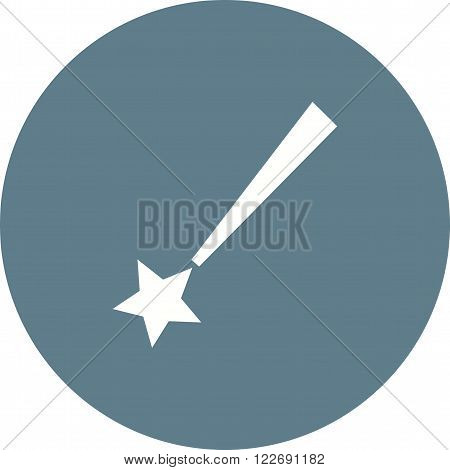 Stars, light, falling icon vector image.Can also be used for astronomy. Suitable for use on web apps, mobile apps and print media.