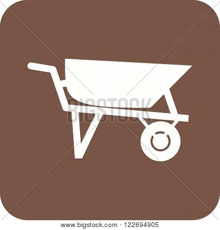 Loader, site, construction icon vector image.Can also be used for tools. Suitable for mobile apps, web apps and print media.