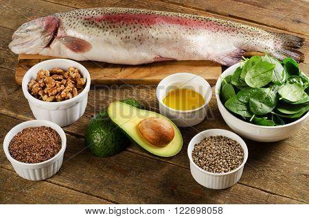 Foods Highest In Omega-3