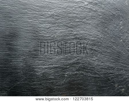 Graphite plank. Macro picture of natural slate background.