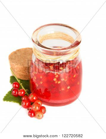Red Current Hand Made Tasty Jam