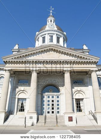 City Hall of Kingston , Ontario, Canada