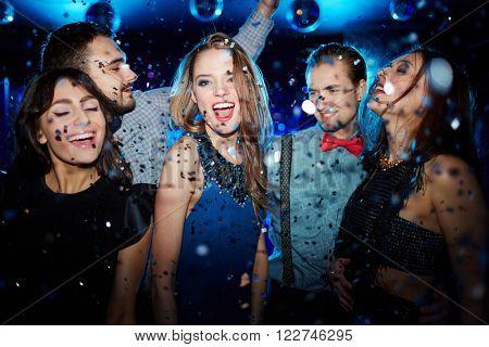 Ecstatic dancer