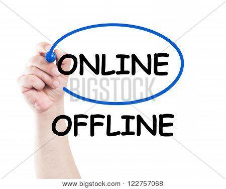 Online Not Offline