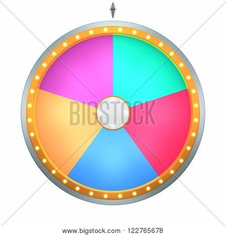 Wheel Fortune 5 Area Copy