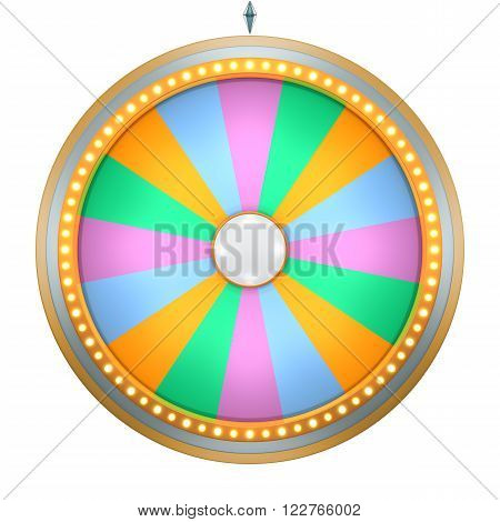 Wheel Fortune 16 Area