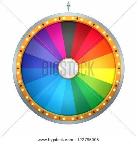 Wheel Fortune 18 Area