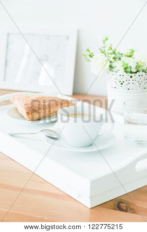 Time For Breakfast In Modern Style