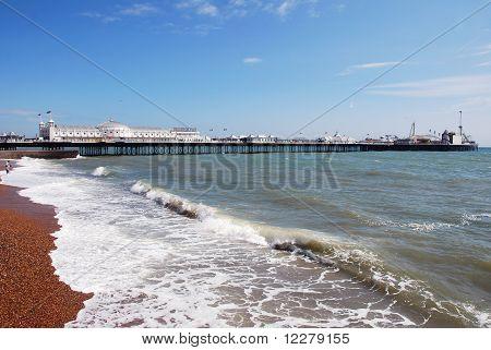 Bristol pier