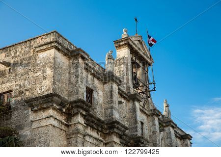 National Pantheon of the Dominican Republic in Santo Domingo