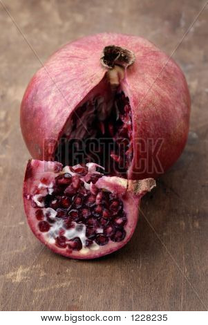 Food - Pomegranate