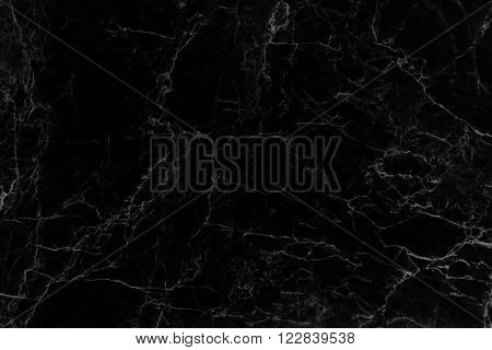 Background of marble in black and white - Marble tiles texture wall