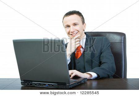 Young Biznessman