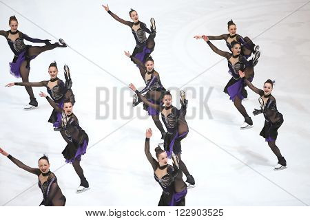 Team Canada One Perform