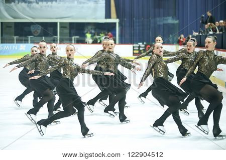 Team Sweden One Group