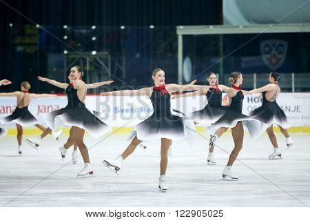 Team Switzerland Pirouette