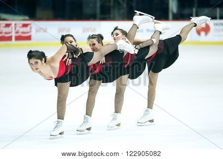 Team Turkey Pirouette