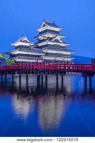 Matsumoto Castle One of Japan's premier historic castles