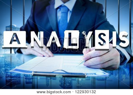 Analysis Analytics Strategy Insight Data Concept