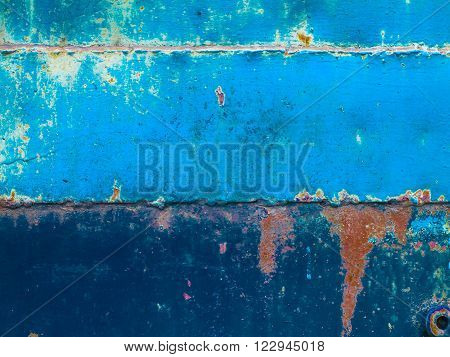 Colorful blurred abstract background (abstract from rust colored background blur)