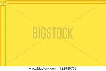 unique  yellow with edge design background image