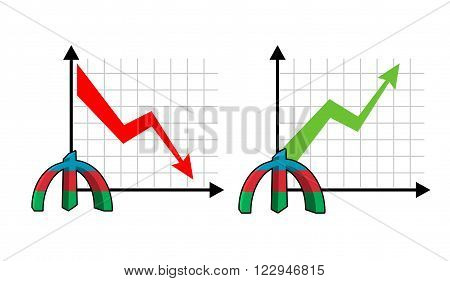 Fall And Rise Of Courses Manat , Oil. Red Down Arrow. Green Up Arrow. Reduction Quotes Azerbaijan Cu