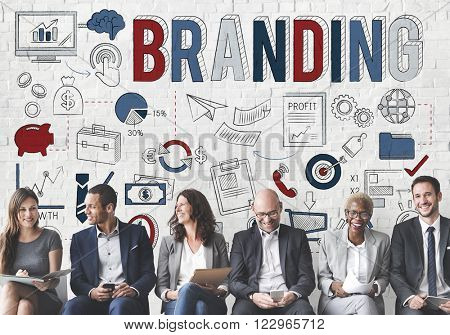 Branding Marketing Business Trademark Value Concept