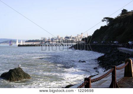 San Francisco Beach.