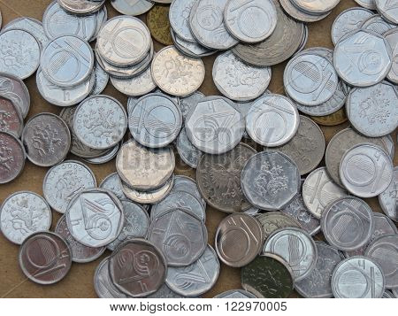 Czech Korunas Coins