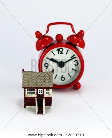 Casa do primeiro comprador, relógios-relógio