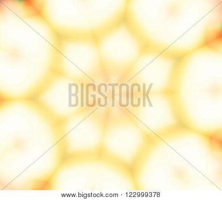Abstract Light Kaleidoscope,texture Background,bokeh Lighting, Psychedelic Art