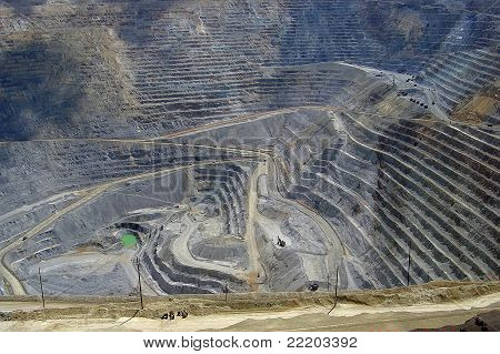 Kennecott Copper Mine - Utah