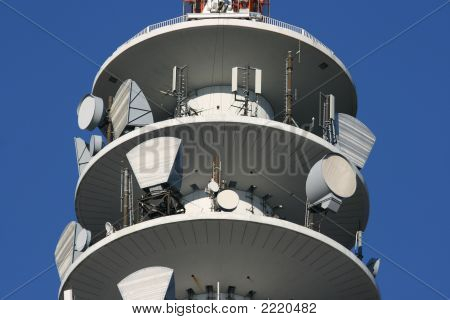 Television Tower Xiii
