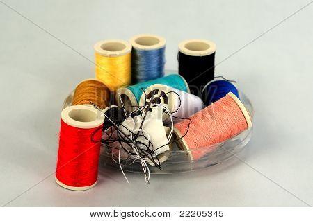 Sewing yarn box