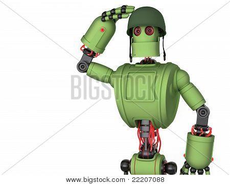 Robo Soldier