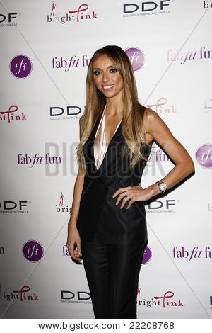 LOS ANGELES, CA - MAR 3: Giuliana Rancic at the launch party for 'FabFitFun' hosted by Giuliana Rancic at The Redbury in Los Angeles, California on March 3, 2011