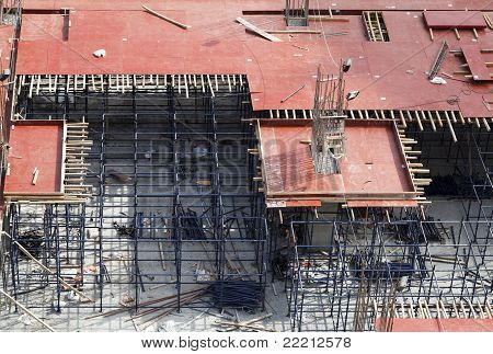 Building Site High Rise Patterns