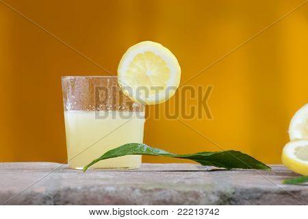 Frech lemonade